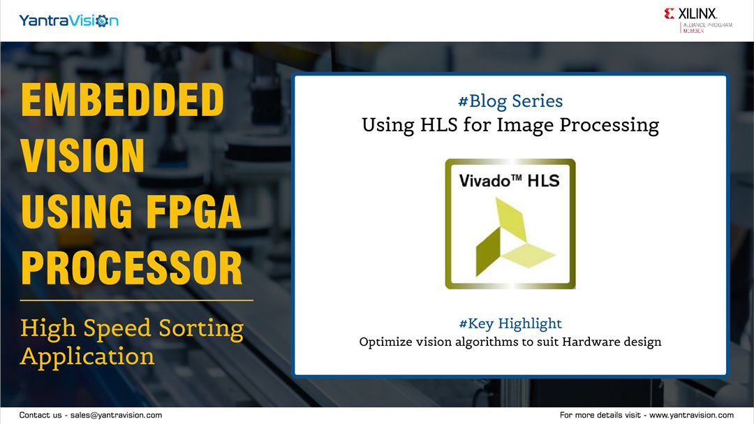 Using HLS to implement Image Processing (Part 2: Resource Optimization)