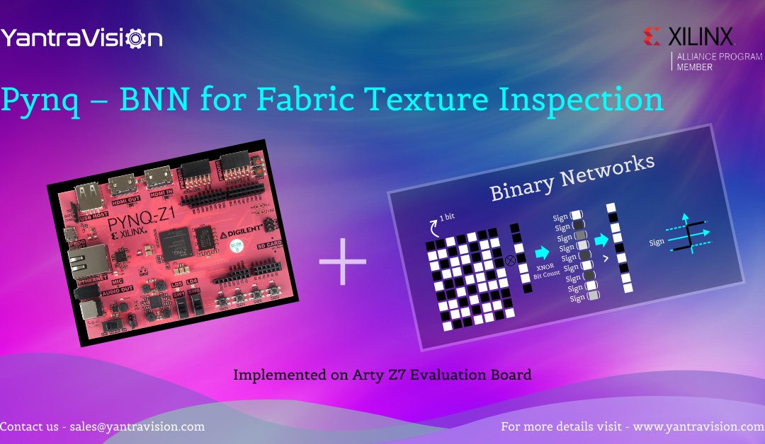 Pynq – BNN for Fabric Texture Analysis on the EDGE – Part 3