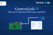 CameraLink IP for high speed, high bandwidth Image acquisition